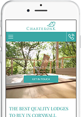 Web Designers from Cornwall built the Charter Oak website.